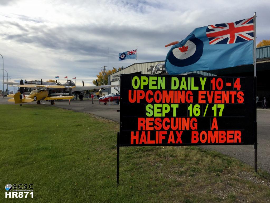 Bombers Command Museum Nanton AB, Canada